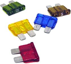 Lectricit comment brancher 3 interrupteurs ind pendants - Comment savoir si un fusible de voiture est grille ...