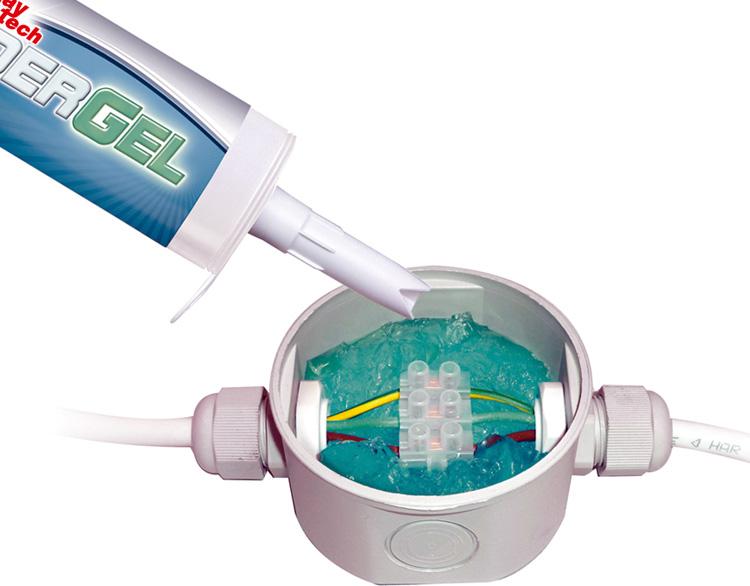 gel isolant électrique