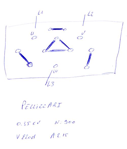 informations moteur électrique