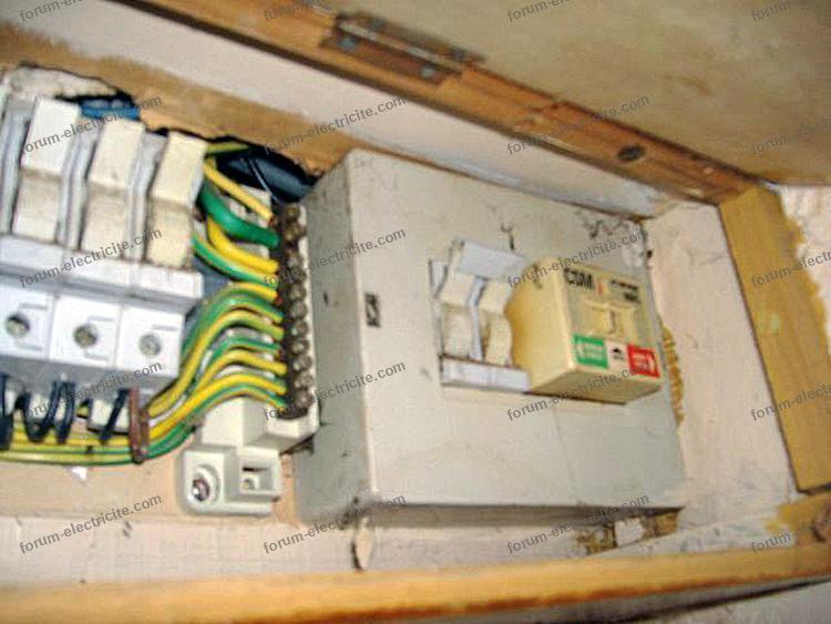 installation électrique chauffe eau