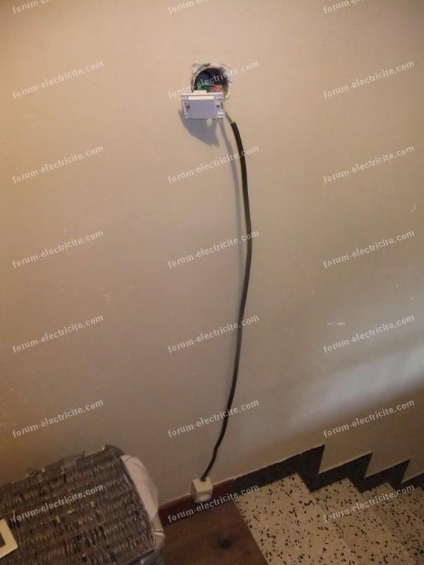 interrupteur double étage