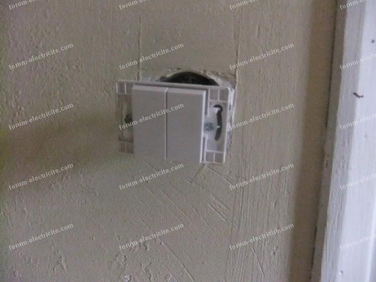 interrupteur double rdc