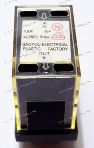 interrupteur magnétique KJD6