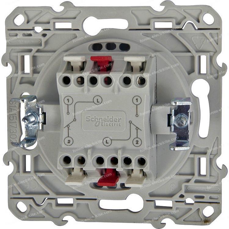 interrupteur Schneider Electric