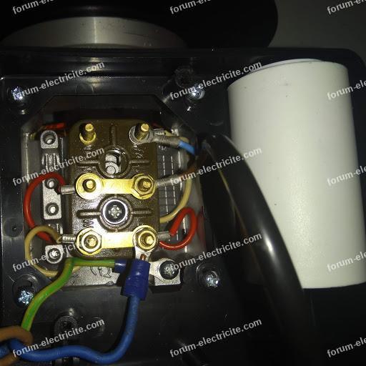 inverser le sens de rotation d'un moteur
