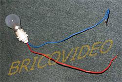 lampe témoin dépannage électricité