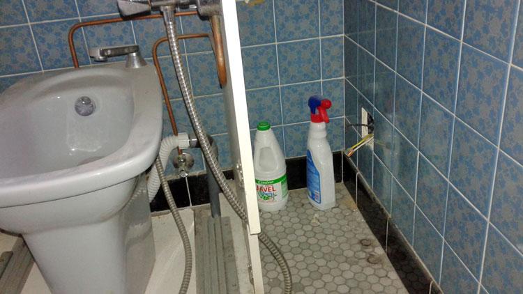 forum lectricit comment r aliser la liaison quipotentielle d 39 une salle de bain. Black Bedroom Furniture Sets. Home Design Ideas