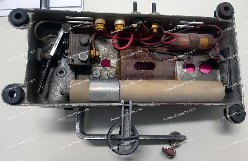 mauvais sens de rotation moteur électrique