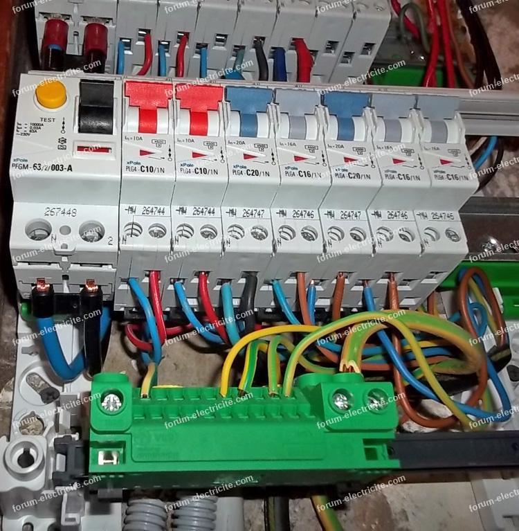 mise en sécurité installation électrique
