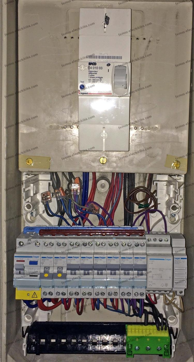 conseils mise en sécurité installation électrique