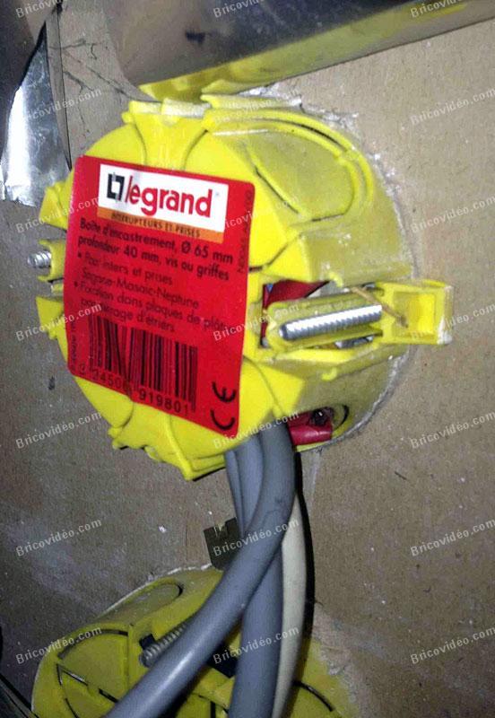 modifier câblage électrique