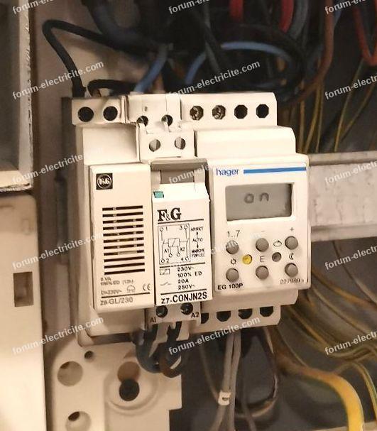 modules equipements electriques