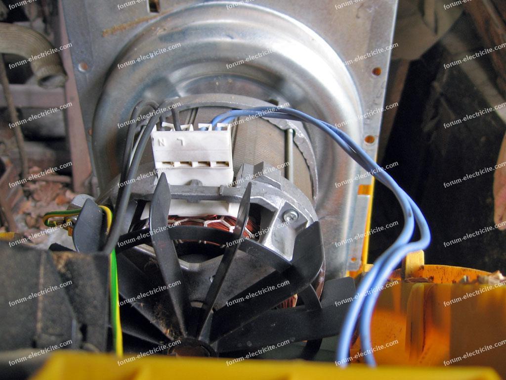 Forum lectricit c bler condensateur moteur monophas for Comment verifier un condensateur