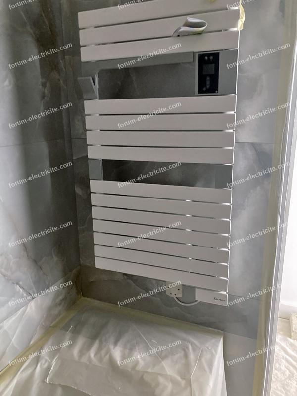 normes sèche serviettes salle de bain