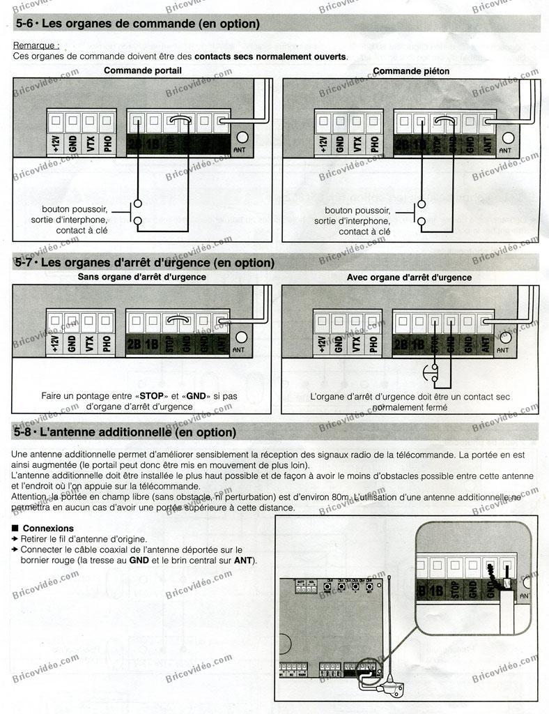 notice motorisation de portail p 313