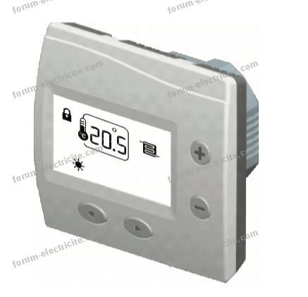 nouveau thermostat