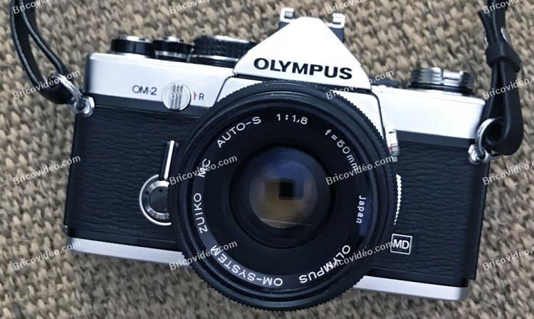 Olympus OM-2 Patrice Faro