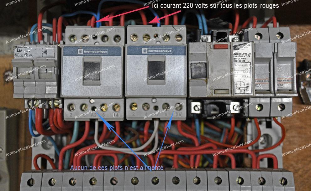 panne alimentation radiateurs électriques