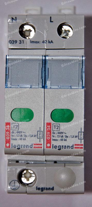 parafoudre Legrand