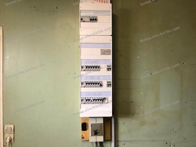 câble passage triphasé à monophasé