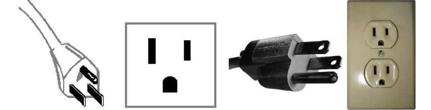 Prise électrique japon usa