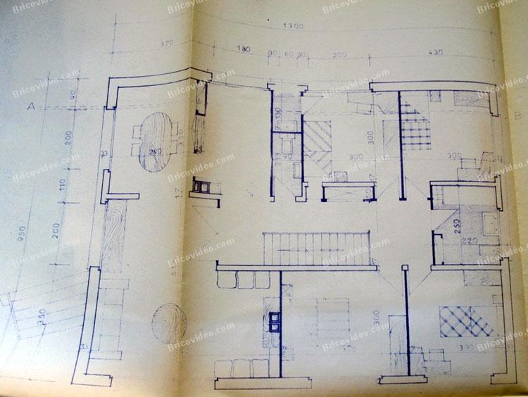 plan maison premier étage