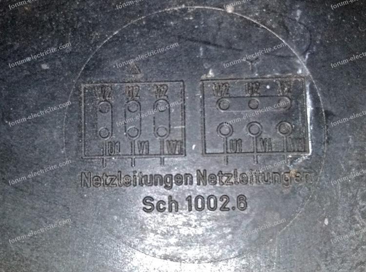 plaque moteur Bauknecht