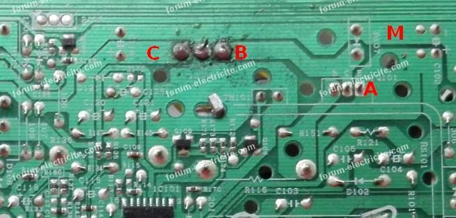 pod tests carte Micromoteur