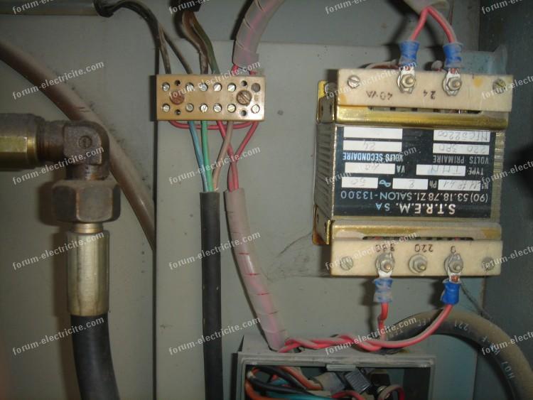 Pont en 380 volts le tous électrique