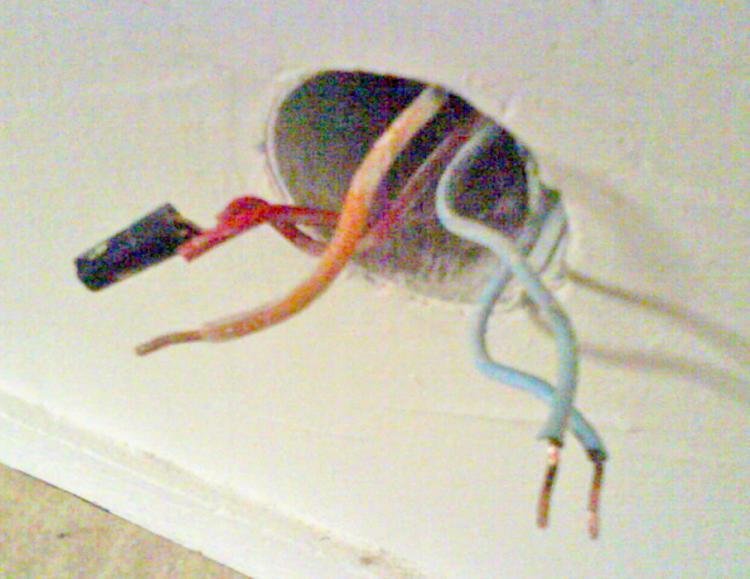 Comment brancher les fils sur une prise lectrique - Refaire une prise electrique ...