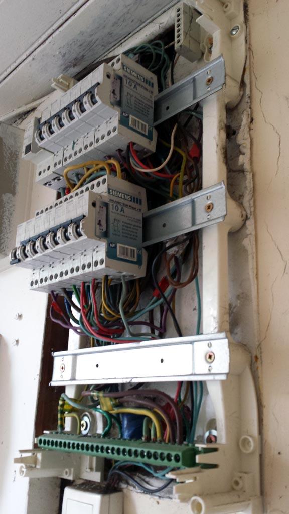 Conseils lectricit probl me disjoncteur installation lectrique - Verifier installation electrique ...