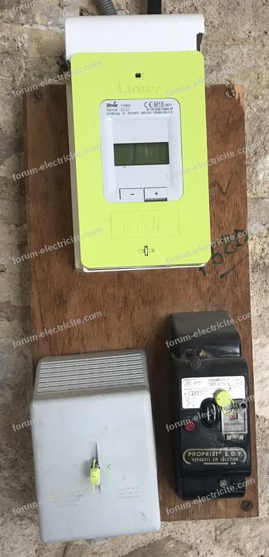 problème sur installation électrique