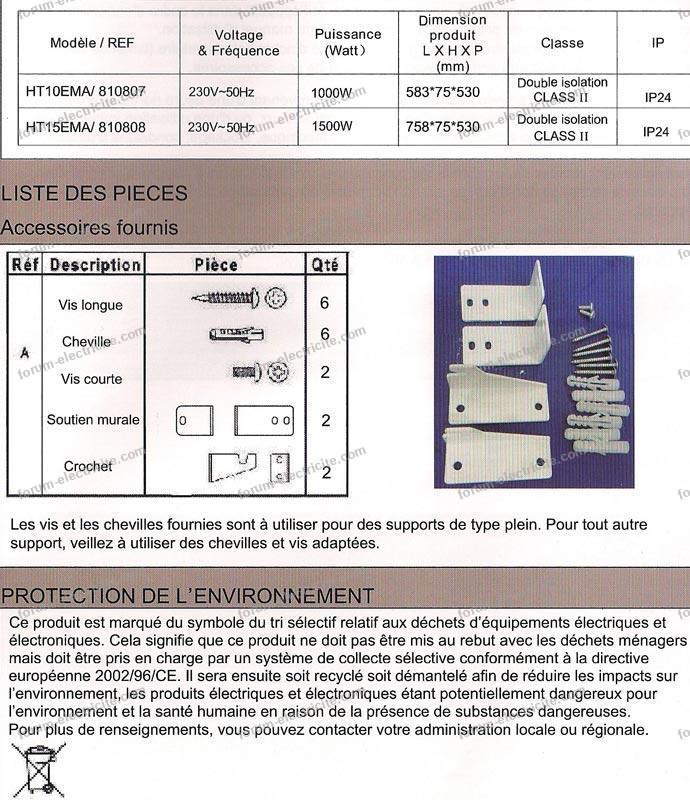 problème sauvegarde et programmation radiateurs