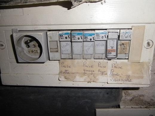 interrupteur 30 mA
