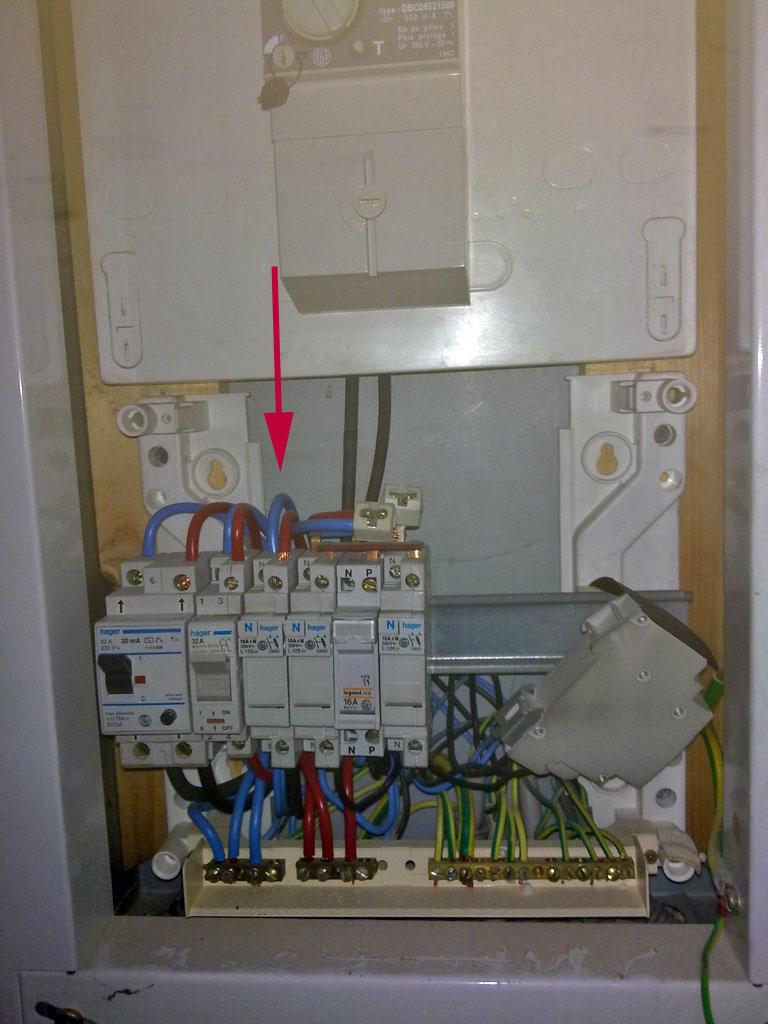 transformer une prise chauffage en prise électrique