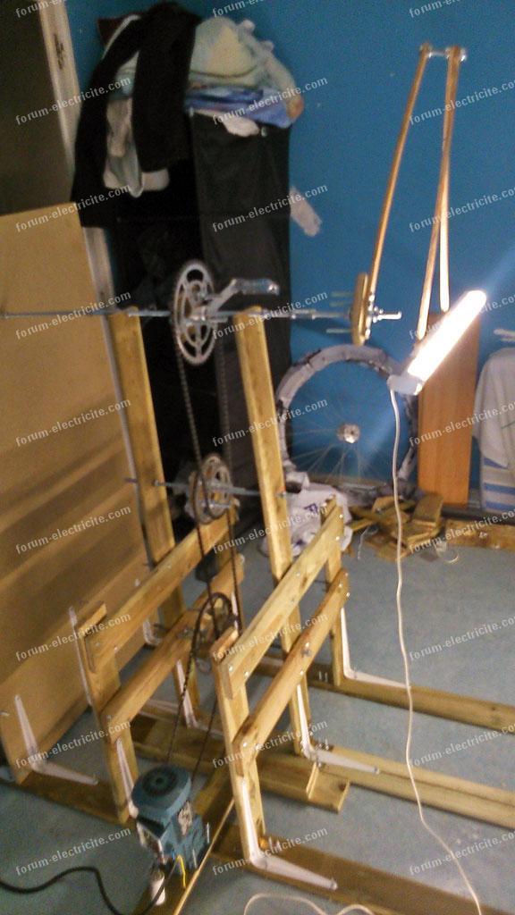 bricolage réducteur mécanique