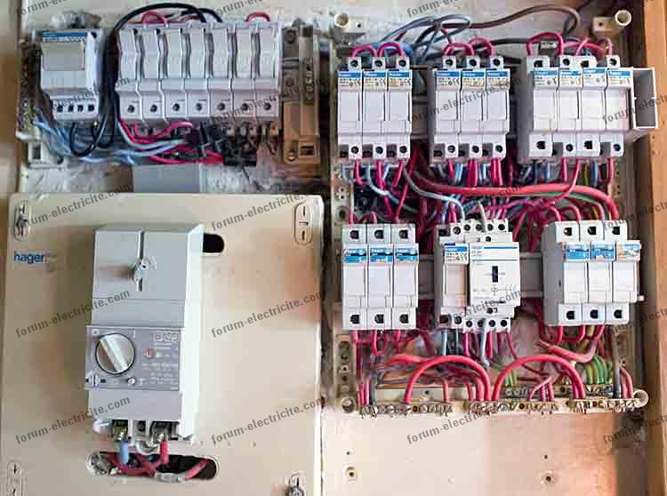 R novation lectricit explication probl mes sur 5 fils lectrique en sorti - Faire son installation electrique ...