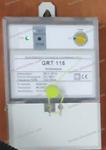 relais grt 115 micronique