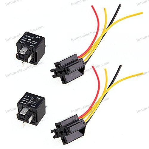 relais rptiteur 4 broches 12v 40a 2 prise 03