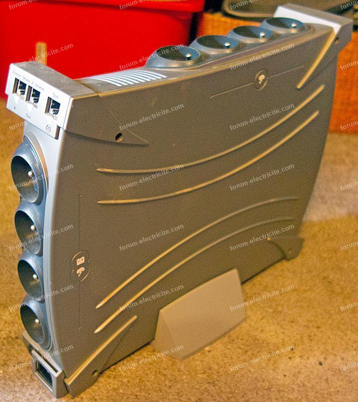 remplacer les batteries d'un onduleur
