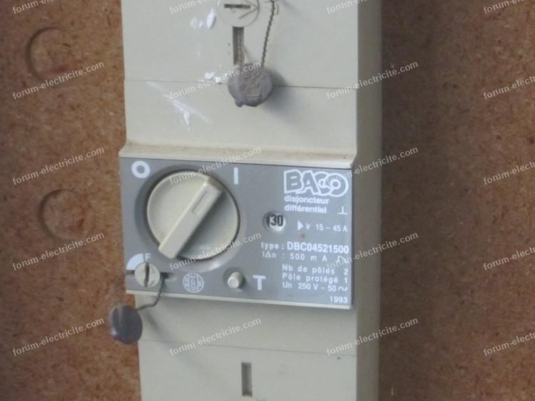 Devis remplacement tableau électrique