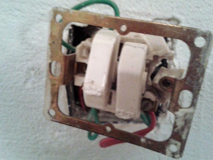 remplacer un interrupteur legrand chambord