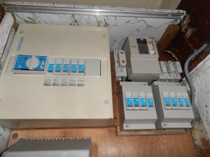 rénover tableau électrique