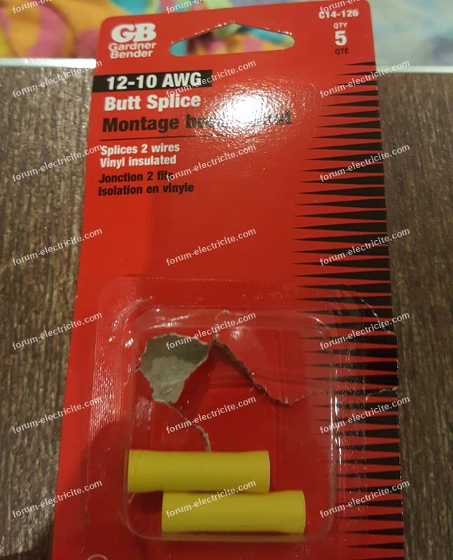 conseils réparation d'un fil électrique