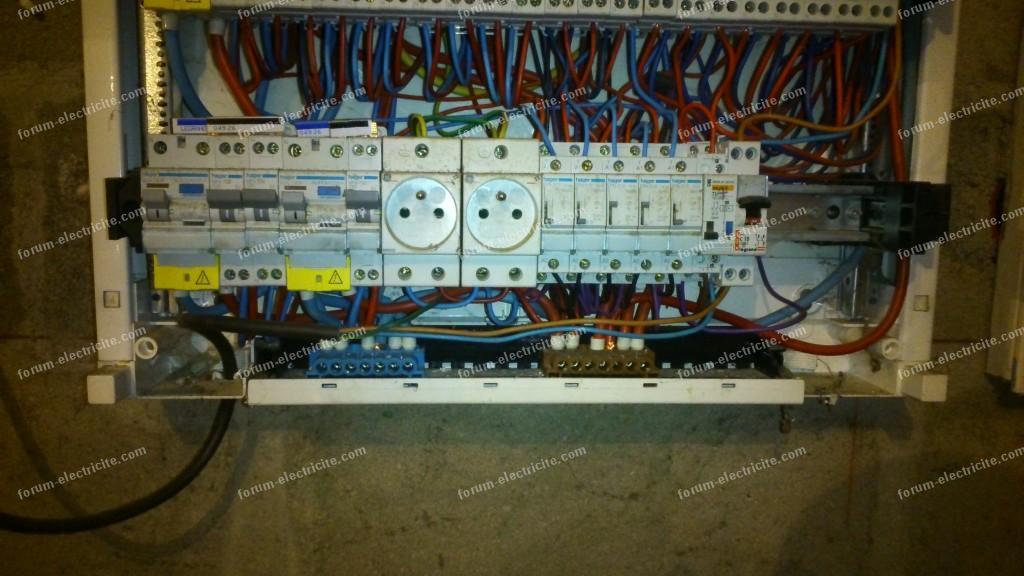 répartiteur tableau électrique