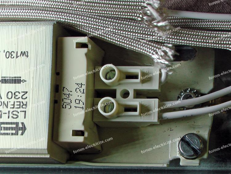 retirer câbles des dominos