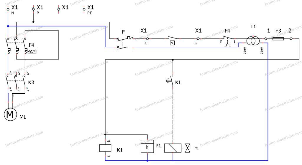 forum lectricit conseils remplacement moteur triphas par monohas. Black Bedroom Furniture Sets. Home Design Ideas