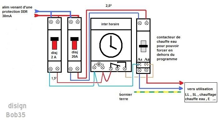 Installer une temporisation sur un extracteur de caf t ria - Brancher 2 robinets sur une arrivee d eau ...