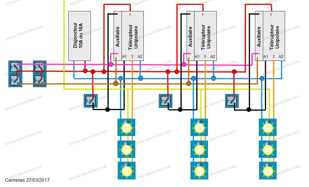 forum lectricit conseils pour faire un jeu de lumi re dans ma future cuisine. Black Bedroom Furniture Sets. Home Design Ideas
