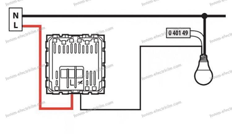 schéma compensateur actif éclairage 040149